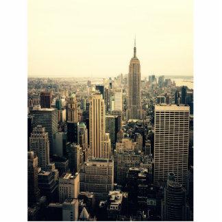 New York City Skyline Statuette
