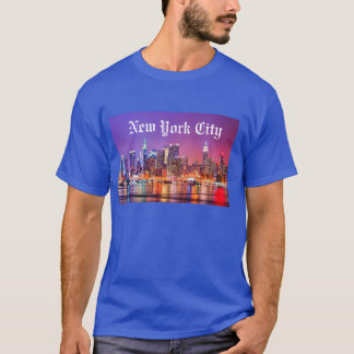 New York City Skyline T-Shirt