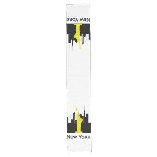 New York City Skyline Long Table Runner