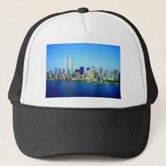 New York City Skyline Trucker Hat