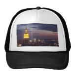 NEW YORK CITY SKYLINE WORLD TRADE CENTER TRUCKER HAT