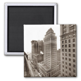 New York City Skyscapers Magnet