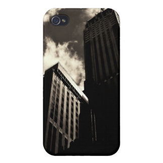 New York City Skyscrapers iPhone 4 Covers