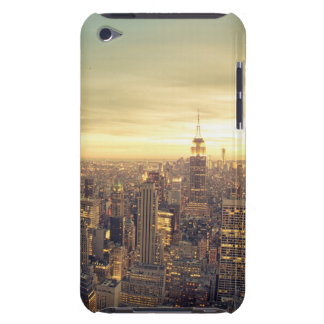 New York City Skyscrapers Skyline Cityscape iPod Touch Cover