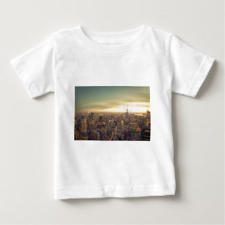 New York City Skyscrapers Skyline Cityscape Tee Shirt