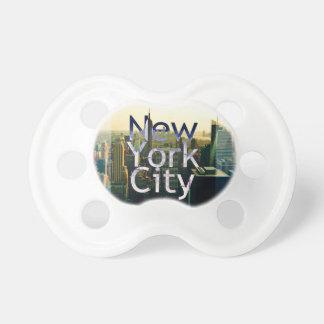 New York City Souvenir Pacifier