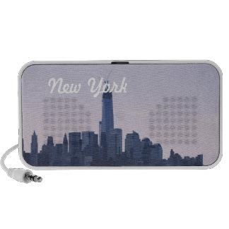 New York City Mp3 Speaker