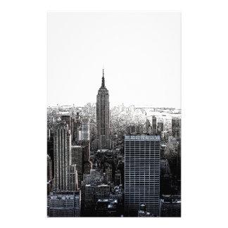 New York City Stationery