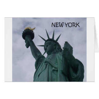 New York City Statue of Liberty (St.K) Greeting Cards
