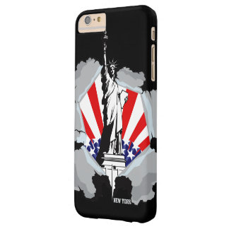 New York City Statue  Of Libery Barely There iPhone 6 Plus Case