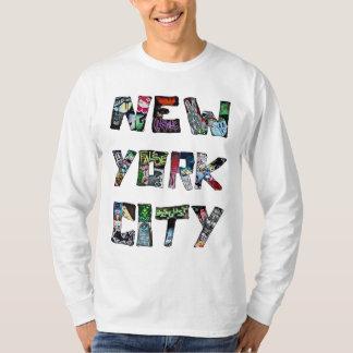 New York City Street Art T Shirt