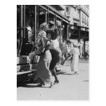 New York City Streetcar, 1913 Postcards