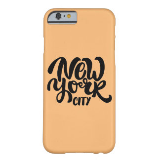 New York City Style Barely There iPhone 6 Case