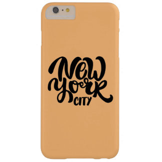 New York City Style Barely There iPhone 6 Plus Case