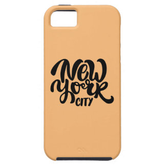 New York City Style iPhone SE/5/5s Case
