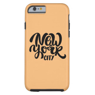 New York City Style Tough iPhone 6 Case