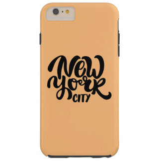 New York City Style Tough iPhone 6 Plus Case