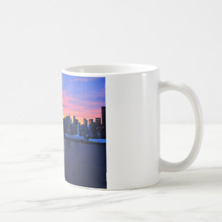 New York City Sunset Coffee Mug