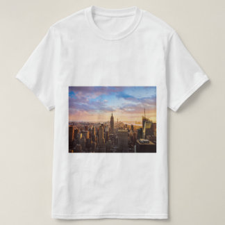 New York City Sunset T-Shirt