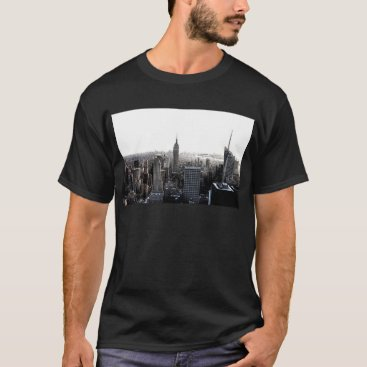 USA Themed New York City T-Shirt