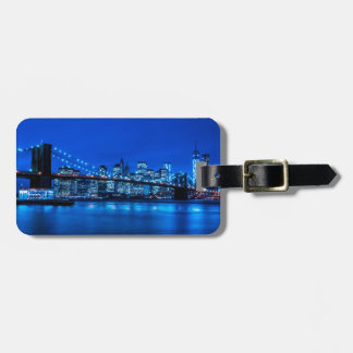 New York City Tag For Luggage