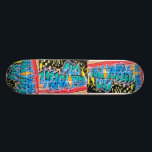 "new york city taggin! n Skateing! Skateboard Deck<br><div class=""desc""></div>"