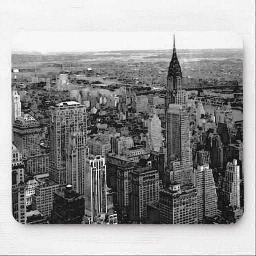 New York City Tapete De Raton