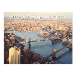 NEW YORK CITY TARJETAS POSTALES