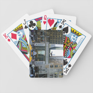 New York City Taxi Bicycle Playing Cards