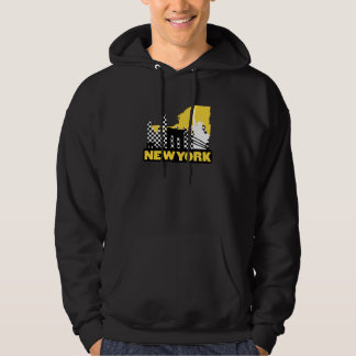 New York City Taxi Hoodie