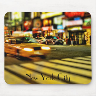 New York City Taxi Mouse Pad
