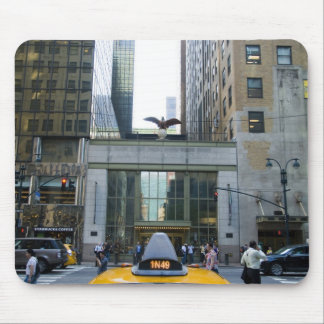 New York City Taxi Mouse Pads