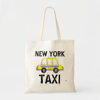 New York City Taxi NYC Yellow Cab Tote