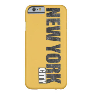 New York City Taxi Recognizable Cases Barely There iPhone 6 Case