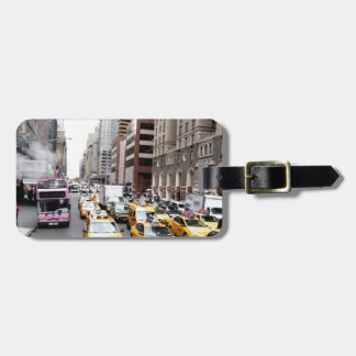 New York City Taxis Tags For Luggage