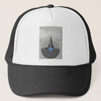 New York City theme Trucker Hat