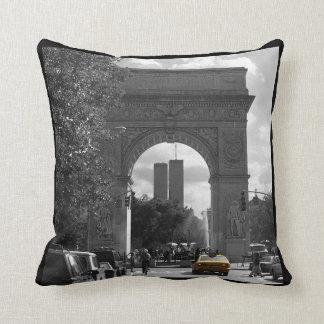 New York City Throw Pillow (customize)