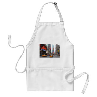 New York City Times Square Adult Apron