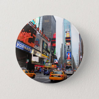 New York City Times Square Button