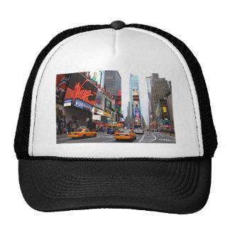 New York City Times Square Mesh Hats