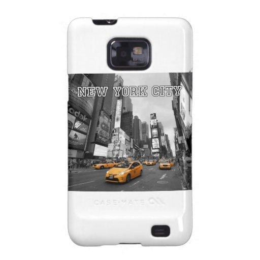 New York City - Times Square - los E.E.U.U. Galaxy SII Funda