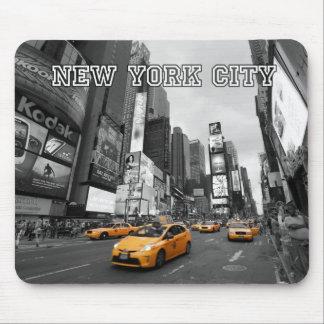 New York City - Times Square - los E.E.U.U. Tapetes De Ratón