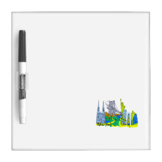 new york city travel graphic.png Dry-Erase board