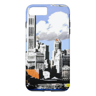 New York City Travel iPhone 7 Plus Case