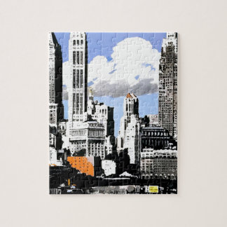 New York City Travel Jigsaw Puzzle