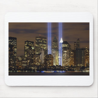 New York City Tribute Lights Mouse Mat