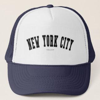 New York City Trucker Hat