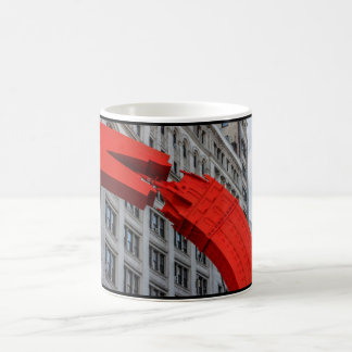 New York City Union Square Photo Classic White Coffee Mug