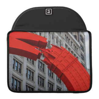 New York City Union Square Photo Sleeves For MacBook Pro