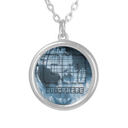 New York City Unisphere Globe Jewelry